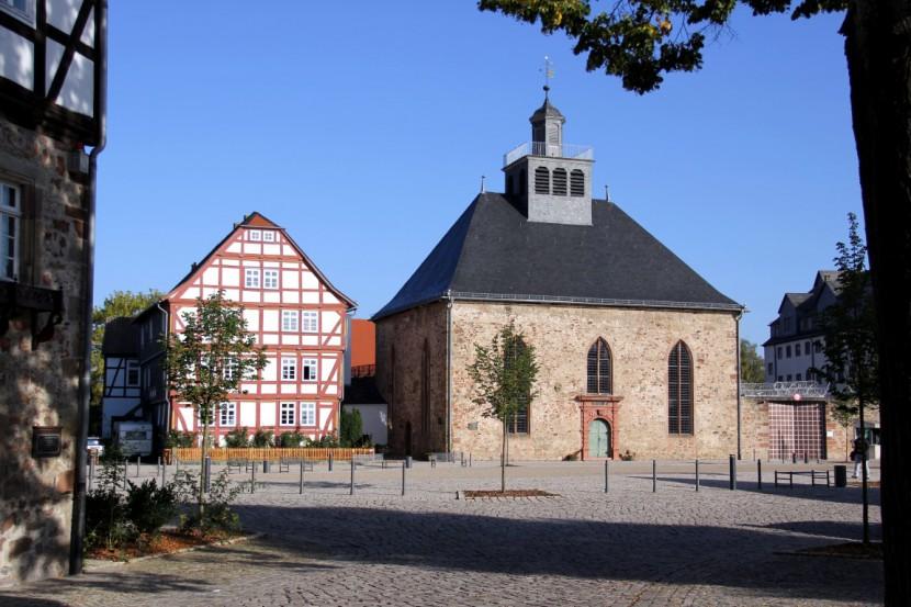 Schlosskirche Ziegenhain - Kopie (Medium)
