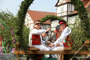 Tradition in der Schwalm – Zellaer Kirmes 2017